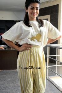 Rashmika Mandanna Cute HQ Stills