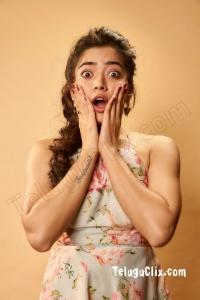 Rashmika Mandanna HD Pictures