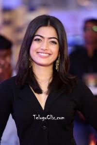 Rashmika Mandanna at Mirchi Music Awards