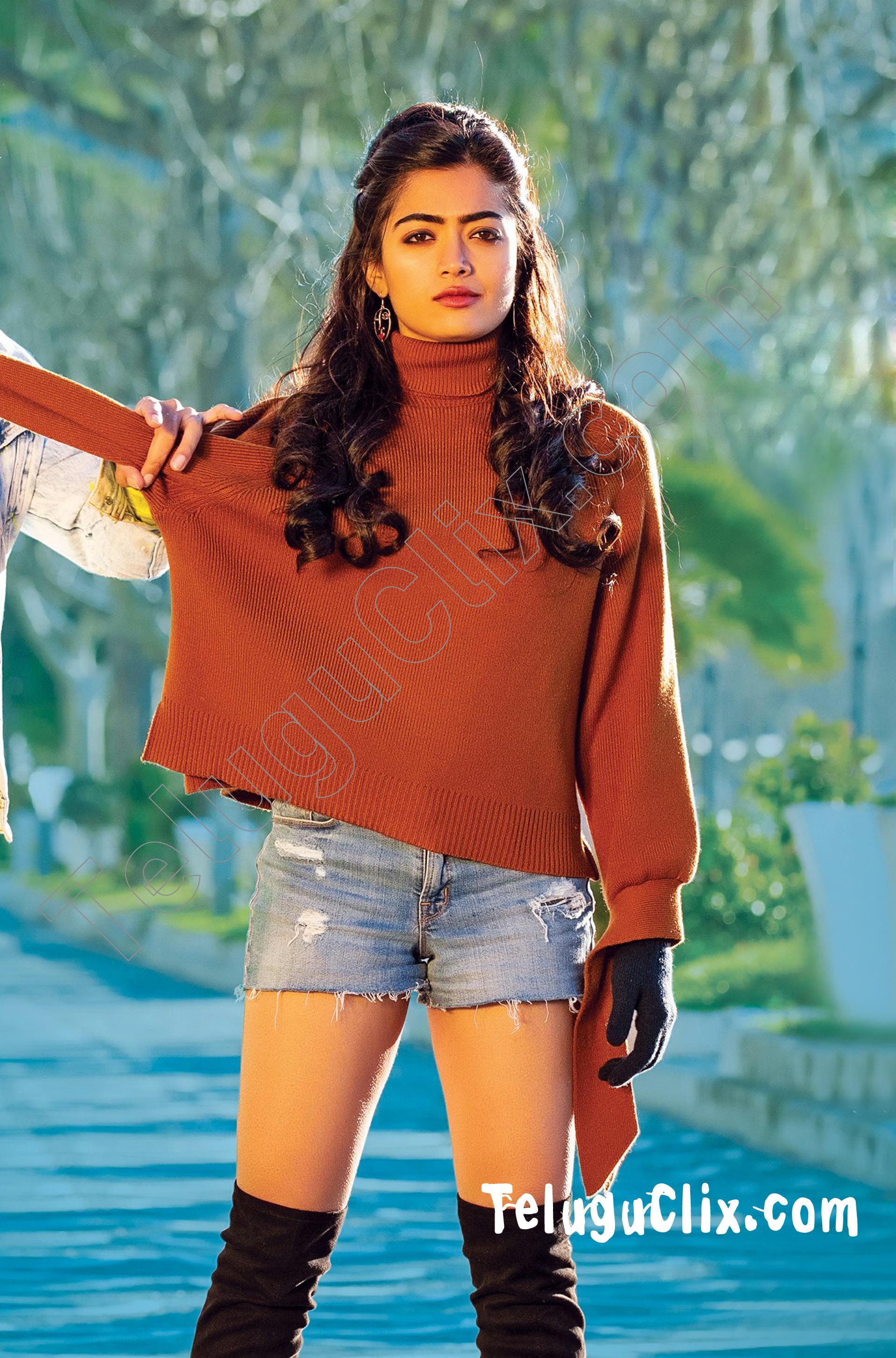 Rashmika Mandanna In From Bheeshma Movie Hd Hq Photos Stills Images