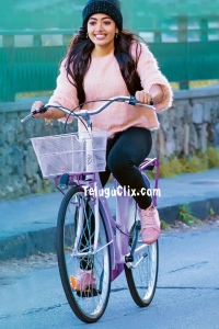 Rashmika in Bheeshma movie