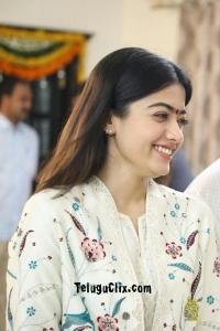 Rashmika Mandanna Bheeshma