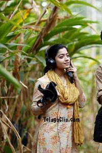 Rashmika Mandanna in Dear Comrade
