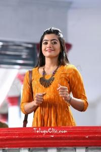 Rashmika Mandanna HD Wallpapers Devadas