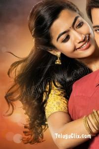Rashmika Mandanna HD in Sarileru Neekevvaru