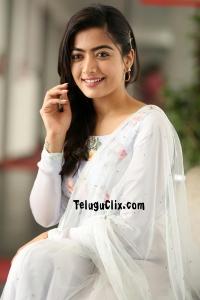 Rashmika Mandanna Latest HD Photos