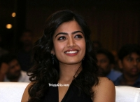 Rashmika Mandanna at SLN Thanks Meet
