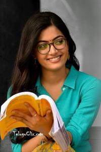 Rashmika Mandanna Smile