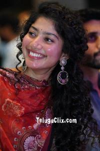Sai Pallavi at Love Story Unplugged Event