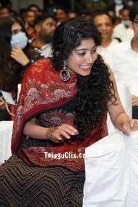 Sai Pallavi at Love Story Pre Release Event