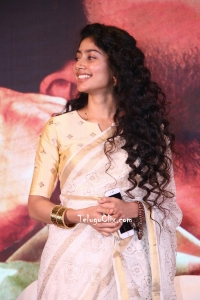 Sai Pallavi in Saree at NGK Audio Launch