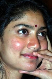 Sai Pallavi Close Up