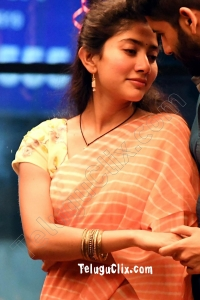 Sai Pallavi HQ in Saree Love Story