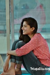 Sai Pallavi in Love Story movie