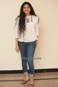 Sai Pallavi at Love Story interview