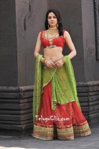 Sakshi Chaudhary HD Hot Navel