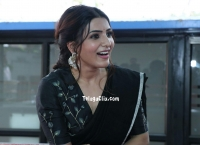 Samantha Akkineni in Saree HD images