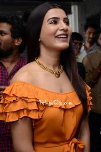 Samantha Akkineni Latest HQ Pics