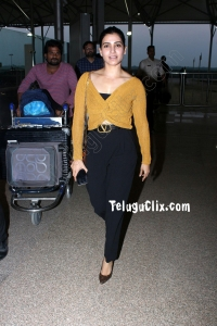 Samantha Akkineni at Airport