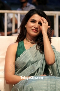 Samantha Akkineni in Saree HD