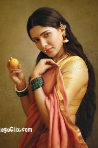 Samantha Akkineni Ultra HD 2020 Raja Ravi Varma Painting