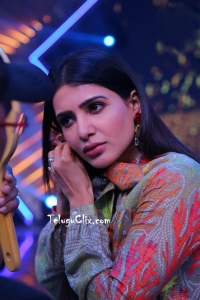 Samantha at Star MAA Super Singer