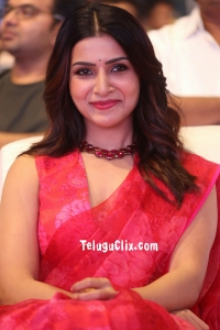 Samantha HD at Jaanu Pre Release
