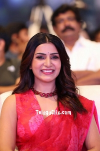 Samantha HQ at Jaanu Pre Release