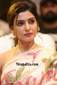 Samantha Akkineni HD Jaanu Thank You Meet