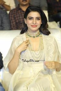 Samantha at Majili Pre Release