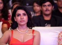 Samantha Akkineni at Oh Baby Pre Release HQ