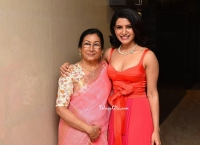 Samantha with Mother