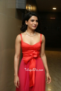 Samantha at Oh Baby Pre Release