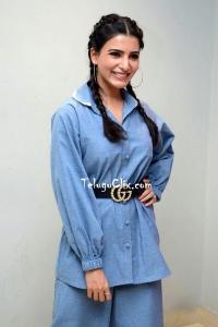 Samantha at Oh Baby Press Meet