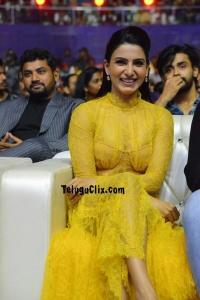 Samantha Akkineni at Zee Cine Awards Telugu 2020
