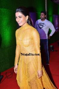 Samantha at Zee Cine Awards Telugu 2020