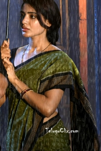 Samantha in Saree Majili HD