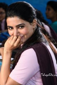 Samantha in Majili Movie HD
