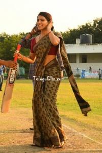Samantha Saree Majili