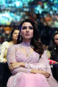 Samantha at Zee Cine Awards Tamil 2020