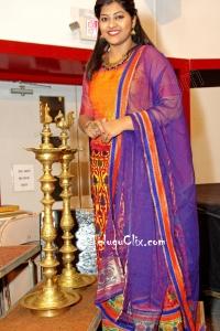 Telugu Singer Sameera Bharadwaj HD