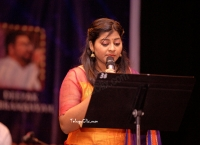 Tollywood Singer Sameera Bharadwaj HD