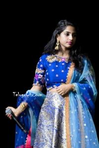 Singer Satya Yamini