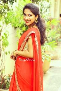 Telugu Singer Satya Yamini
