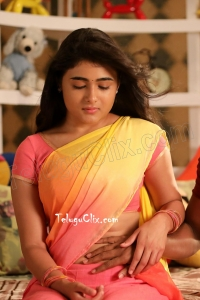 Shalini Pandey in Half Saree HQ 100% Kadhal