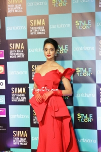 Shanvi at Siima Awards 2019 Red Carpet