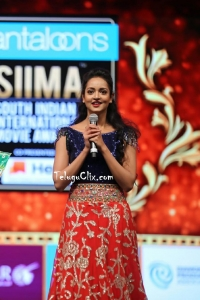 Shanvi at Siima Awards 2019