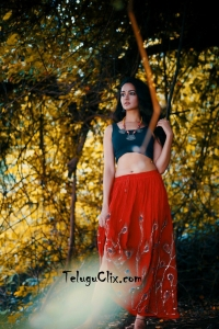 Shanvi Srivastava Navel Latest Photoshoot