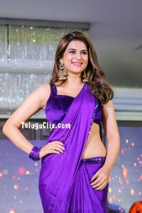 Shraddha Das in Saree Photos