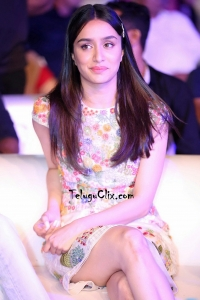 Shraddha Kapoor HD at Saaho Pre Release